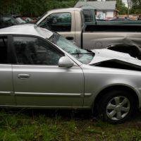 Moose car left-hand side