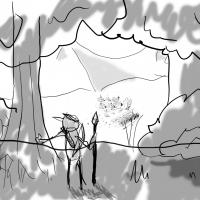 Goblin Pixelmator 15m sketch